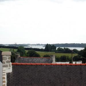 Vue sur le Golfe du Morbihan