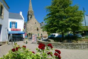 Baden, village Breton en Morbihan.