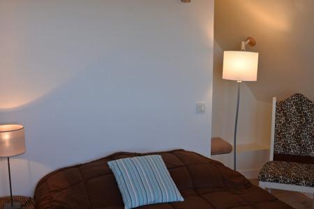 Chambre avec lit double 1er étage
