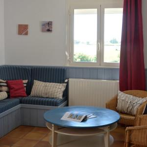 Salon de la Villa Er Scoudec