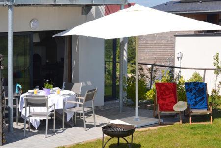 Terrasse appartement Les Hauts de Toulvern 4/6P